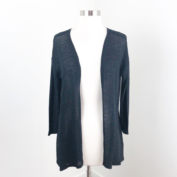 Divided by H&M black cardigan